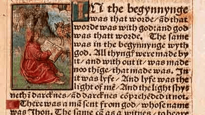 The Prologue of John – Early Translations and the True Meaning