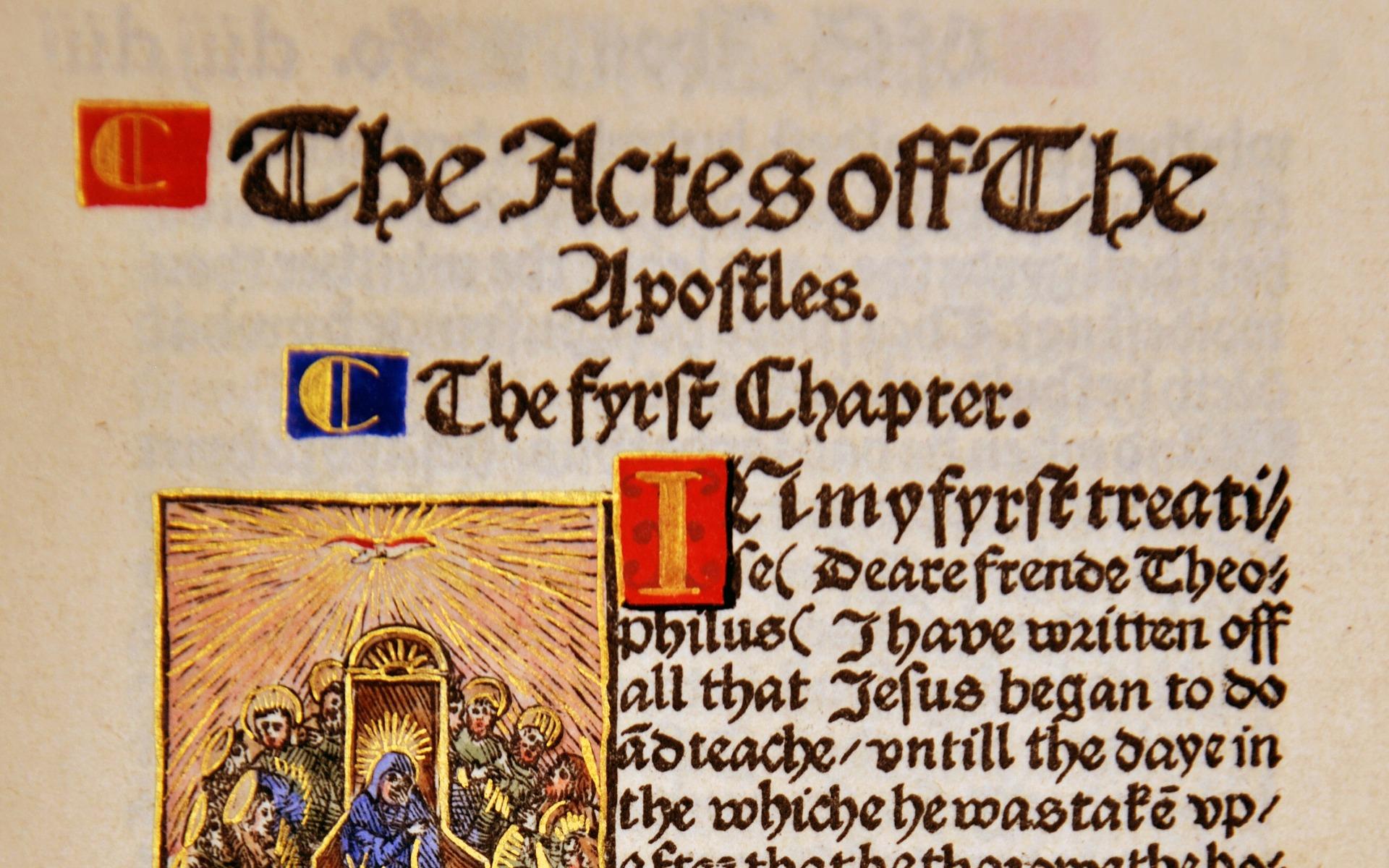 Gospel of Acts